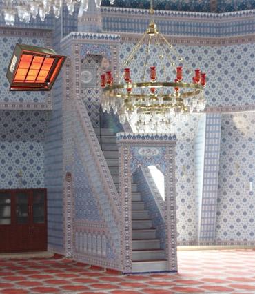 Cami Isıtma Sistemleri