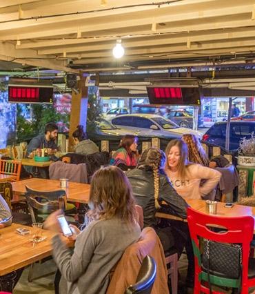 Cafe Restaurant Isıtma Sistemleri