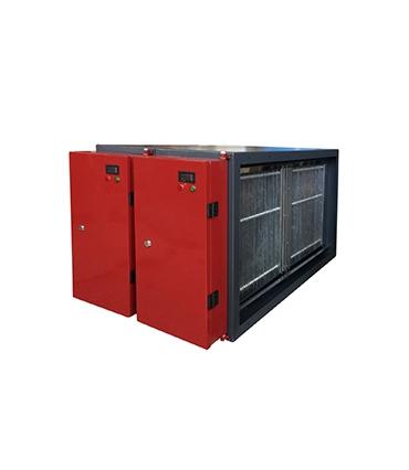 Elektrostatik Filitre Sistemleri